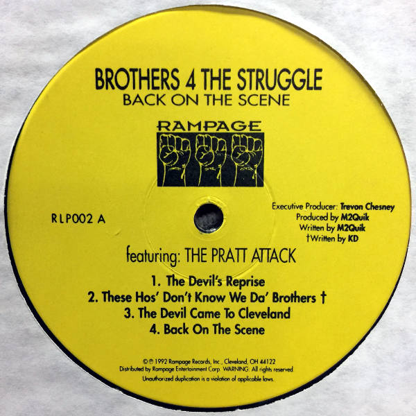 Brothers 4 The Struggle - Prodigal Sun