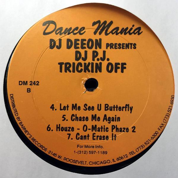 Dj P J - Trickin Off