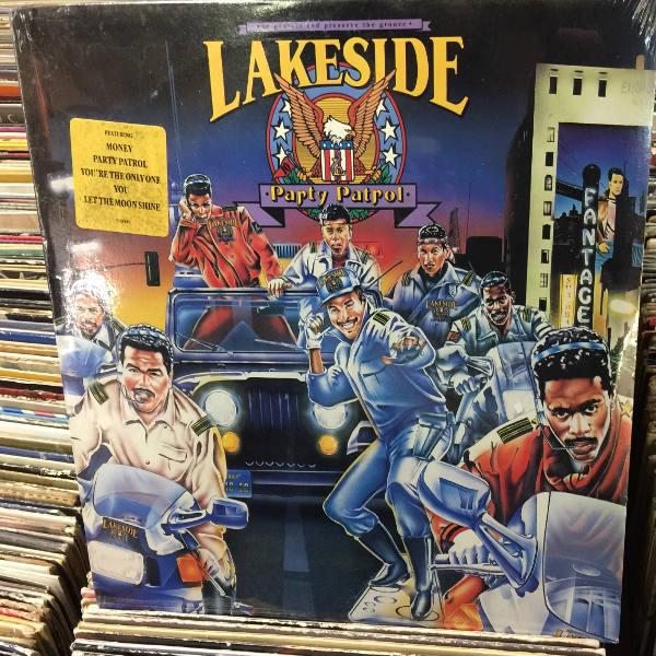 Lakeside Party Patrol Detroit Music Center