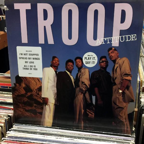 Troop Attitude Detroit Music Center