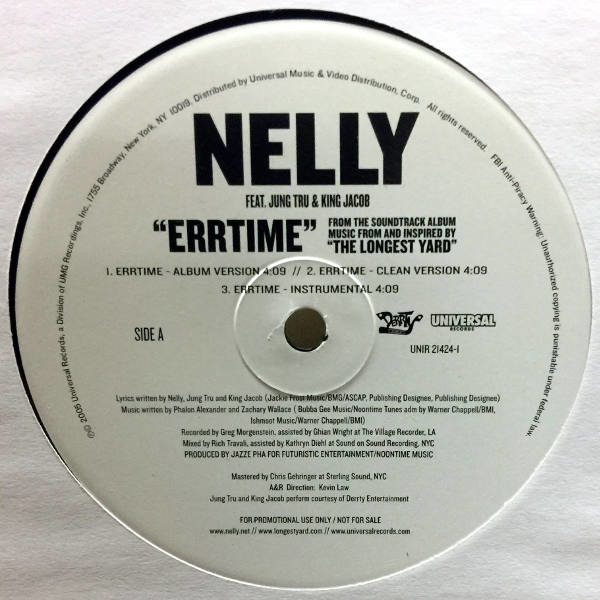 Nelly-Errtime