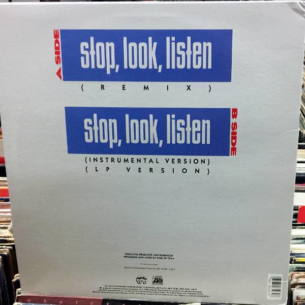 MC Lyte & Dj K Rock-Stop, Look, Listen