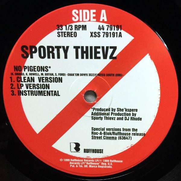 Sporty Thievz Song Lyrics | MetroLyrics