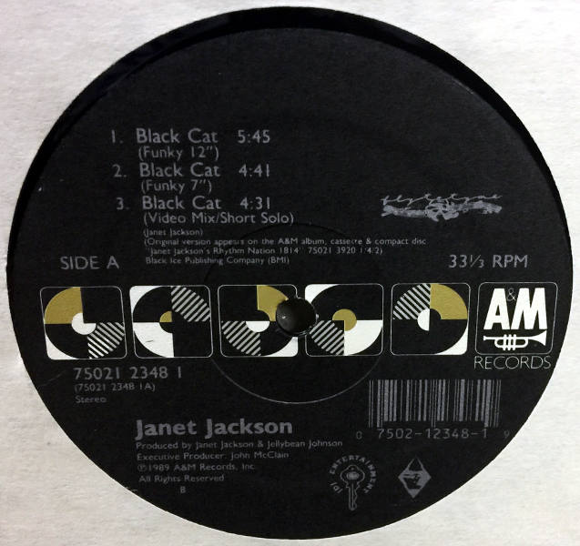Janet Jackson Black Cat Detroit Music Center