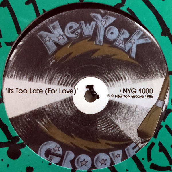 Stardom Groove Feat Tonya Wynnee It S Too Late For Love